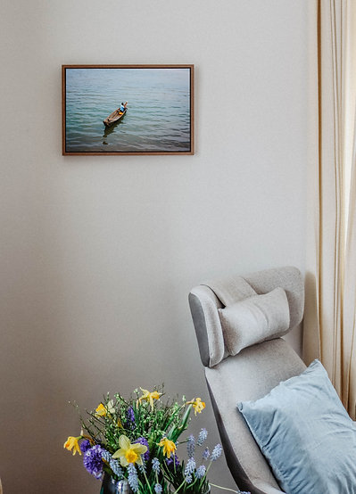 Un Pêcheur (horizontal)