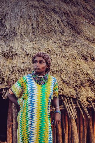 Omo Valley, Ethiopia