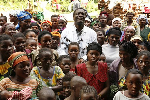A light in Congo's darkness: Dr. Denis Mukwege