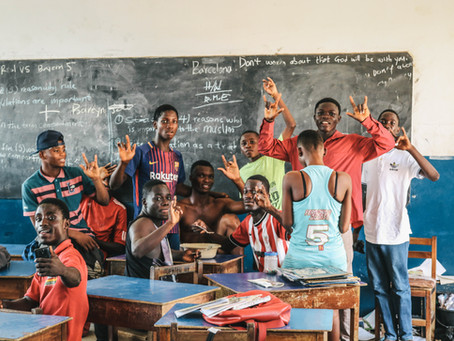 Changing the narrative about Africa's youth