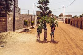 La Somone, Senegal
