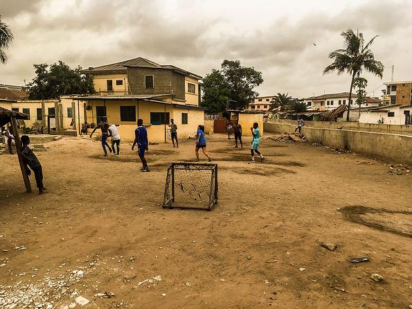 Asylum Down, Accra