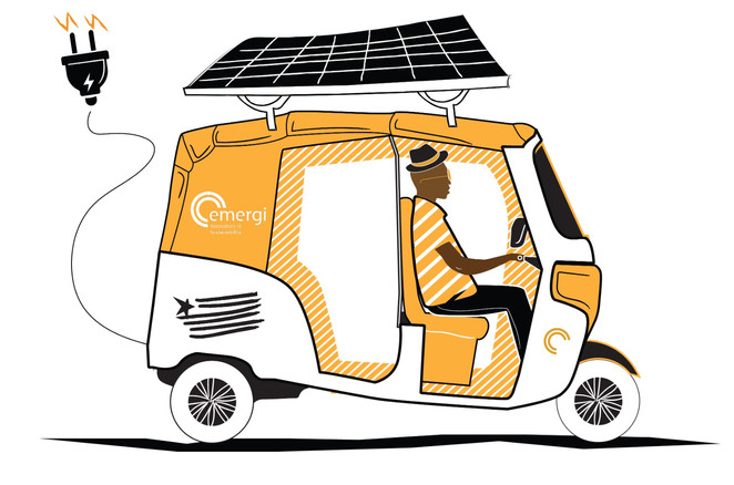 Liberia might become one of the first countries with electric vehicles in West Africa