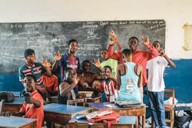 Accra, school for the deaf, Ghana