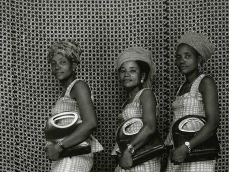 A tribute to Maurice Pellosh, the great Congolese photographer