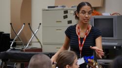 alyssa_teaching_at_camp