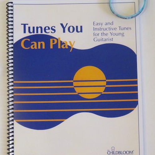 Tunes You Can Play, Book 1