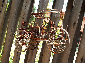 Wire Car, Linden bed and Breakfast