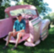 Ron and the Pink Caddillac, Linden bed and Breakfast