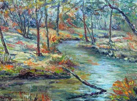 la_rivière_de_Pont_l'Abbé_en_automne.j