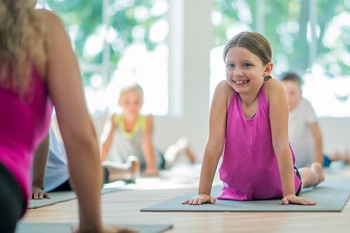 ☆ Kids Yoga/Meditation Birthday Party