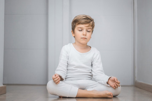 ☆ LISTEN TO THE SOUNDS: Children + Families Guided Meditation