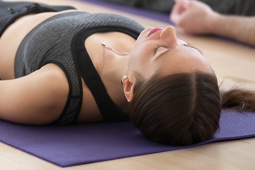 ☆ Private (In-Studio) Coaching + Personalized Yoga Nidra Session