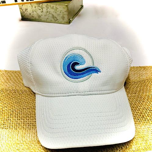 Women's White Golf Hat