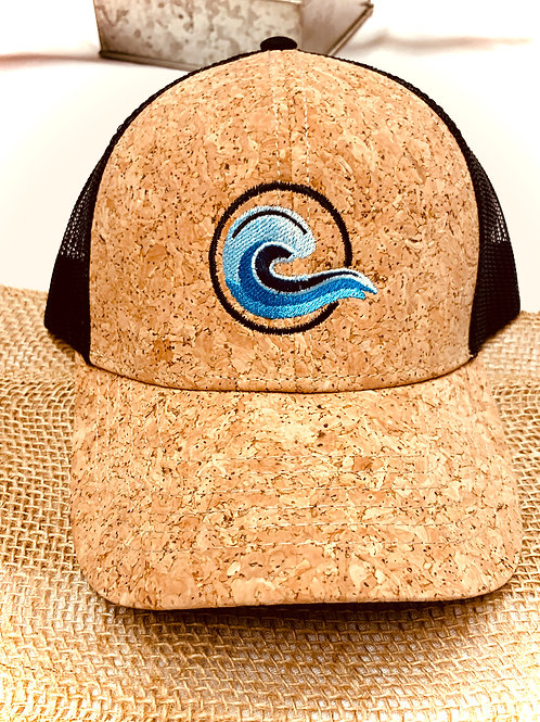 Coastal Logo Cork Hat