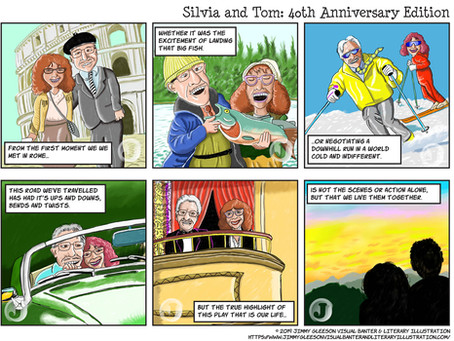 A Wedding Anniversary Comic?