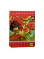 Pocket Note - Jungle Flower