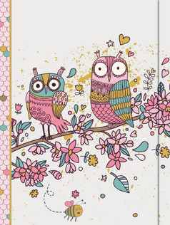 Journal - Two Owls