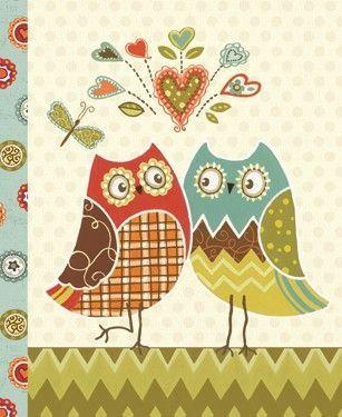 Sticky Notes - Owl Wonderful
