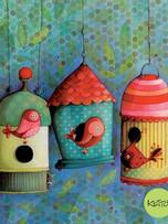 Lock Journal - Bird House