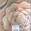 Thumbnail: Metallic Paper Covered Journal - Golden Rose