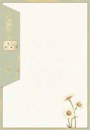 Letter Writing Kit - Beautiful Daisies