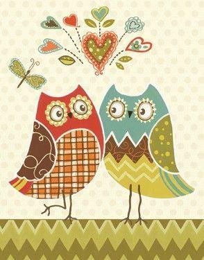 Rec. Memo Block - Owl Wonderful