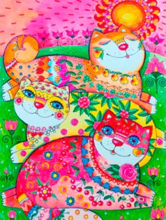 Journal - Happy Cats