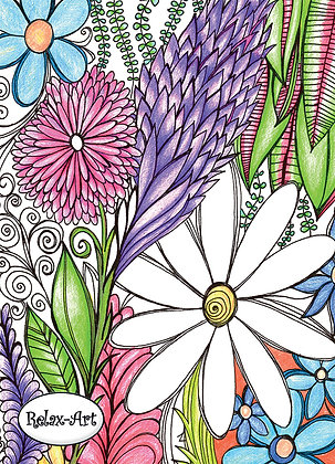 Relax Art - Plants