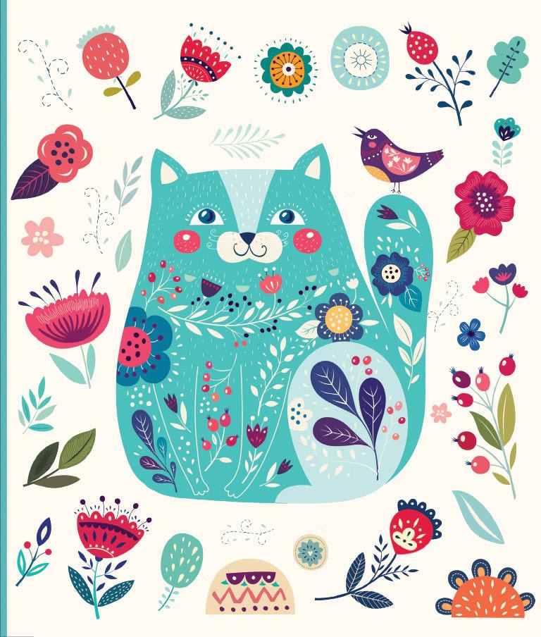 Lock Journal - Artistic Cat
