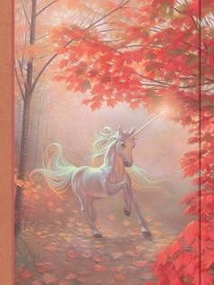 Journal - Automnal Unicorn