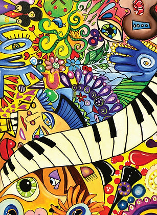Journal - Colorful Music