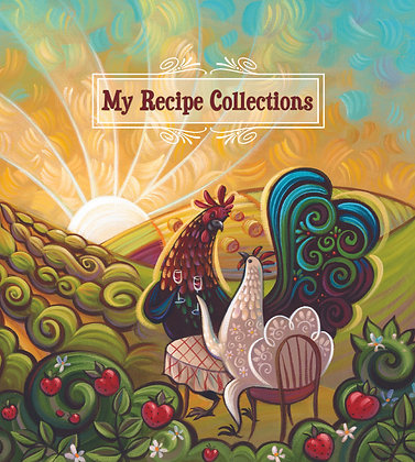 My Recipe Collection - Coq au vin