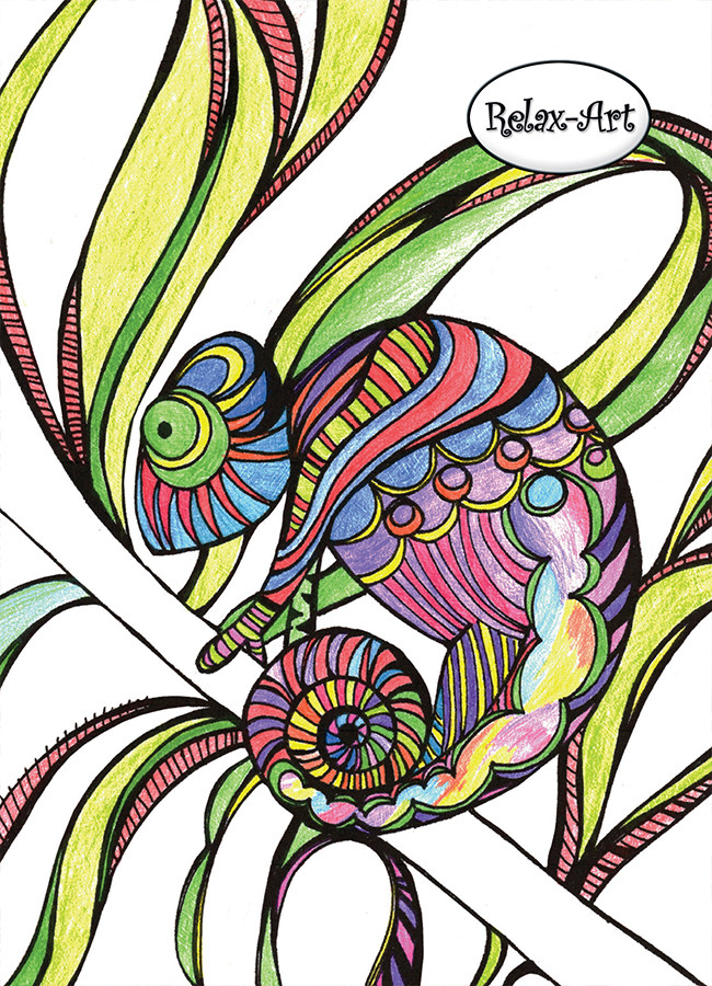 Relax Art - Wildlife Break