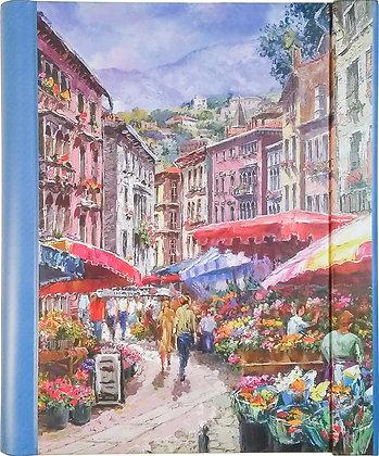 Journal - Street in Flower