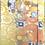 Thumbnail: Metallic Paper Covered Journal - Dreaming of Klint