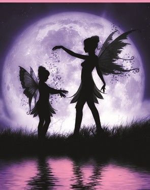 Rec. Memo Block - Fairy Sisters