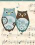 Rec. Memo Block - Owl's Melody