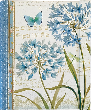 Journal - Blue Melody