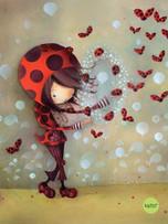 Notebook - Ladybugs