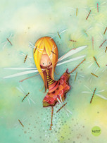 Notebook - Dragonfly