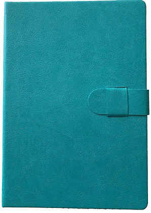 Faux Leather Journal - Blue