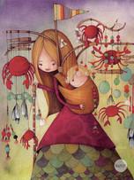 Notebook - Crabs & Baby