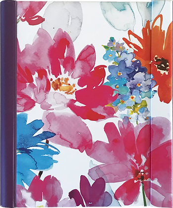 Journal - Colorful Flowers