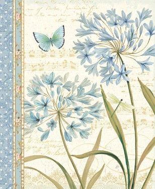 Sticky Notes - Blue Melody