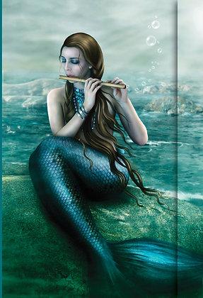 Small Journal - Mermaid Song