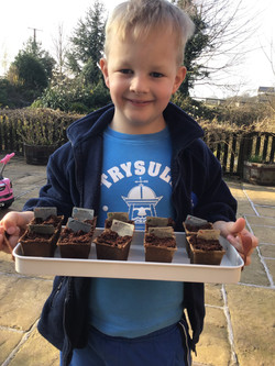 James Lowe - planting seeds