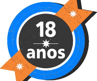 18 ANOS DE SUCESSO COM VOCÊ