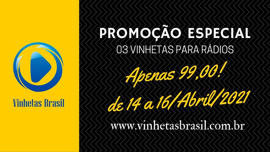 Promoção vinhetas radio whatsapp 11 9 2005-9082