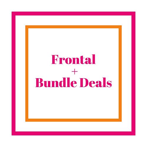 Frontal + Bundle Deals